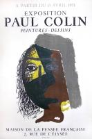 Paul Colin: Maison de la Pensée Francaise, 1951