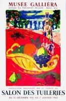 Roger Limouse: Salon des Tuileries, 1962