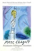 Marc Chagall: Le Song de Jacob, 1977