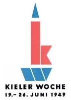 Niels Brodersen: Kieler Woche 1949