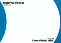 Ruedi Baur: Kieler Woche 1986