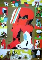 Horst Antes: Kunsthalle Bern, 1971