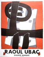 Raoul Ubac: Galerie Maeght, 1950