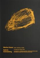 Markus Daum: Galerie Schmücking, 2000