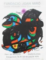 Joan Miró: Fundació Miró, 1976