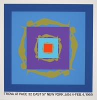 Ernest Trova: Pace Gallery - New York, 1969