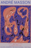 André Masson: Galerie Lahumiere, 1983