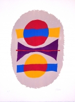 Léon Gischia: Galerie Villand Galanis, 1957