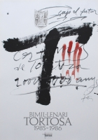 Antoni Tàpies: TORTOSA, 1985
