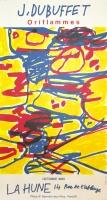 Jean Dubuffet: Galerie La Hune, 1985