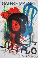 Joan Miró: Galerie Maeght, 1973