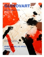 Josep Guinovart: Museo des Bellas Artes, 1983