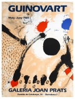 Josep Guinovart: Galeria Joan Prats, 1984