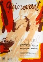 Josep Guinovart: Kampnagel, 1990