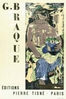 Georges Braque: Edition Tisne, 1955