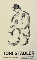 Toni Stadler: Galerie im Erker, 1963