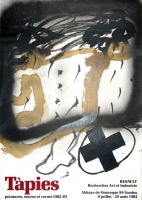 Antoni Tàpies: RENAULT, 1983