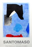 Giuseppe Santomaso: Erker-Galerie, 1987
