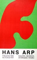 Hans (Jean) Arp: Galerie im Erker, 1966 (2)