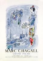 Marc Chagall: Grand Palais, 1969