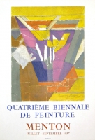 Jacques Villon: Menton, 1957