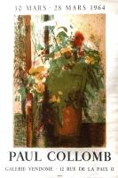 Paul Collomb: Galerie Vendome, 1964