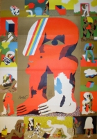 Horst Antes: Kunsthalle Baden-Baden, 1971