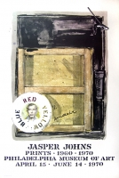 Jasper Johns: Philadelphia Museum of Art, 1970