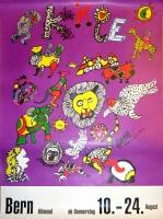 Niki de Saint Phalle, Cirque Knie, 1995