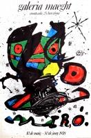 Joan Miró: Galerie Maeght Barcelona, 1978