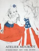 Jack Levine: Atelier Mourlot, 1967