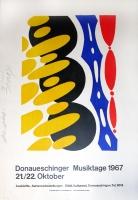 Ernst Wilhelm Nay: Donaueschingen, 1967