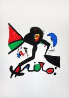 Joan Miró: Kristianstads Museum, 1973