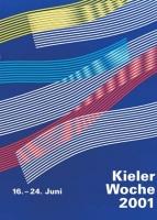 Uli Braun: Kieler Woche 2001