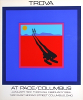 Ernest Trova: Pace Gallery - Columbus, 1972