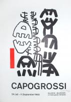 Giuseppe Capogrossi: Erker Galerie, 1965