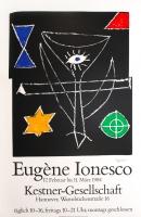 Eugène Ionesco: Kestner-Gesellschaft, 1986