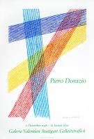 Piero Dorazio: Galerie Valentien, 1998