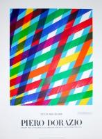Piero Dorazio: Galerie Face, 1986