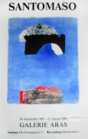 Giuseppe Santomaso: Galerie Aras, 1987