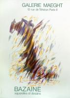 Jean Bazaine: Galerie Maeght, 1968