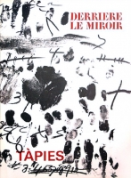 Derriere le Miroir No. 175, 1968 (Tàpies)