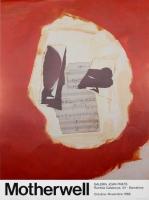 Robert Motherwell: Galerie Joan Prats, 1986