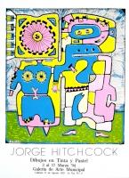 Jorge Hitchcock; Galeria de Arte Municipal, 1994