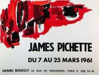 James Pichette: Galerie Henri Bénézit, 1961