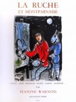 Marc Chagall: Jeanine Warnod, 1978