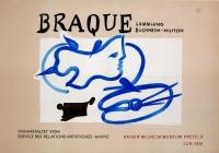 Georges Braque: Kaiser Wilhelm Museum Krefeld, 1951