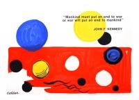 Alexander Calder: SANE, 1975