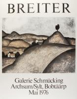Herbert Breiter: Galerie Schmücking, 1976