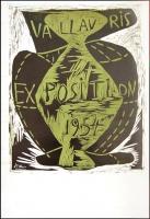 Pablo Picasso: Vallauris, 1954